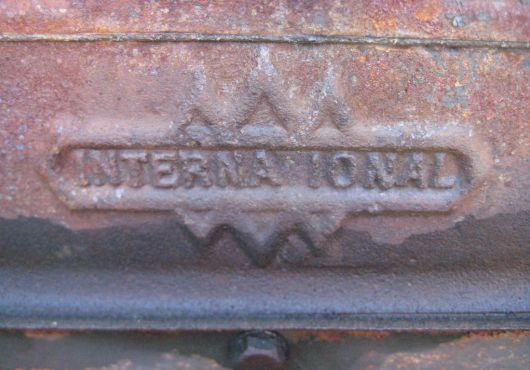 international engine stamp c35 36