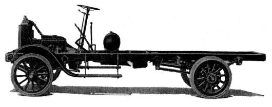 paige truck chassis 18