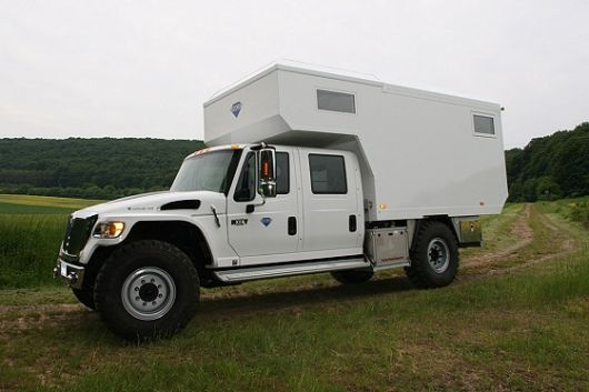 unicat amerigo 54 international mxt 4x4 3 09