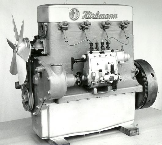 hurlimann d100 engine 47