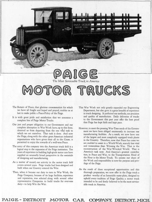 paige truck ad 18