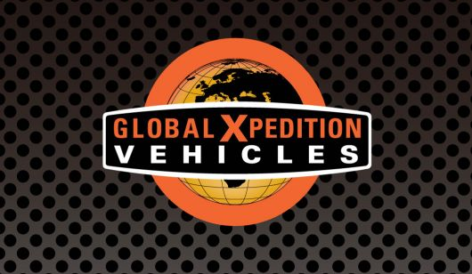 global expedition vehicles logo