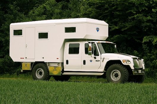 unicat amerigo 54 international mxt 4x4 1 09
